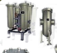 Bag filters, T-type strainers, auto backflush filters, manufacturer, exporter, india, indian products, easy2source, grotto filters