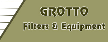 Grotto Filters and Equipment - Filters Manufacturer and Exporter from Mumbai, India.
